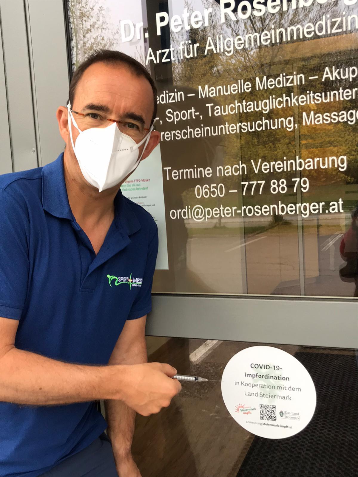 Covid 19 Impfordination Steiermark